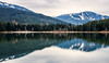 Whistler Blackcomb Reflection