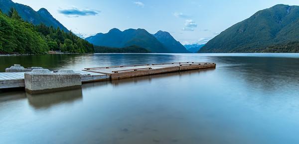 Alouette Lake Dock