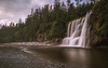 Tsusiat Falls on the West Coast Trail