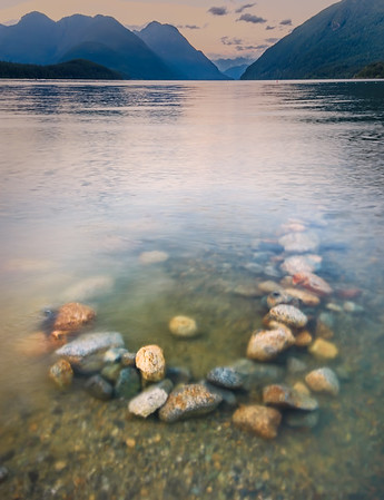 Shallow Water Rocks