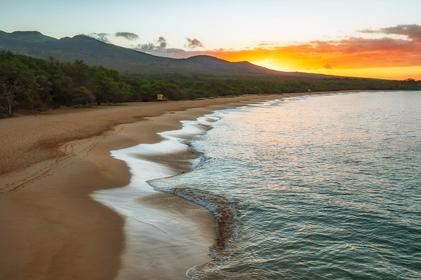 Hawaii Perfect Sunrise