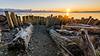 Goose Spit Park Sunrise