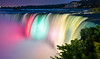 Niagara Falls Colors