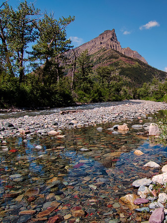 Clear Rockey Mountain Creek