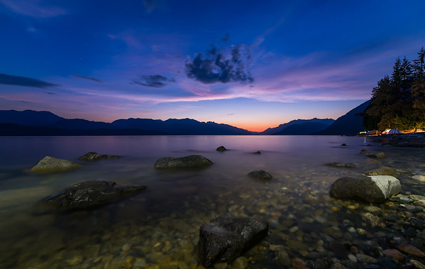 Last Colour of Sunset