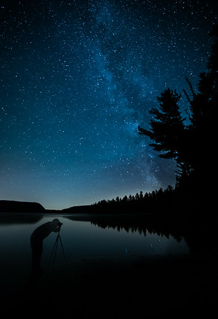 Taking Milky Way Photos