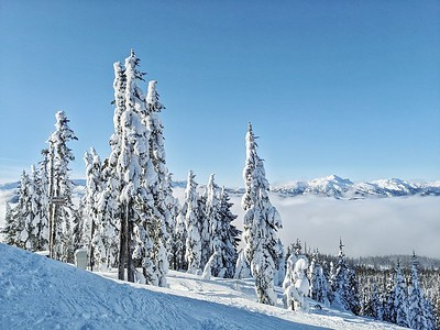 Beautiful Mount Washington Morning