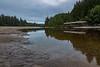 San Josef River Reflection