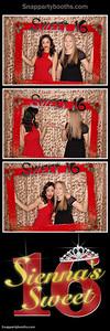 Sienna's Sweet 16