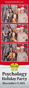 Upenn Psychology Holiday Party