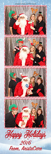 AristaCare Resident Holiday Party 2016