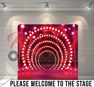 Please Welcome To The Stage Tension