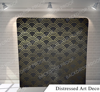 Distressed Art Deco Tension