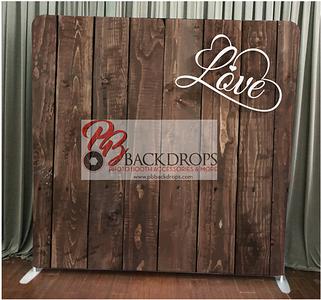 Dark Wood Love