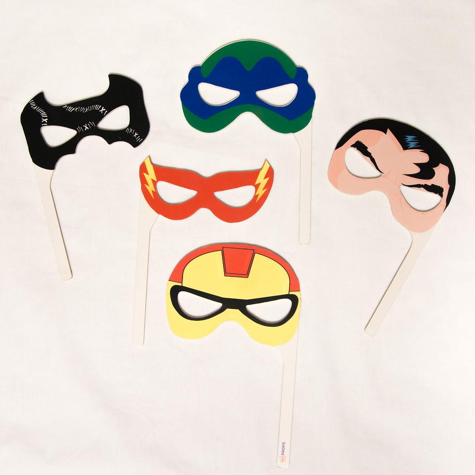 Super Hero Masks