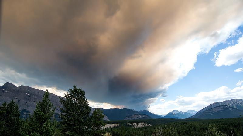 Banff Wildfire