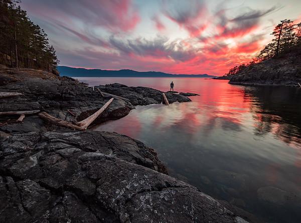 Sunshine Coast Sunsets