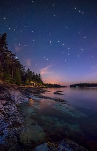 Galiano Island Stars