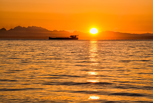 Morning Ship