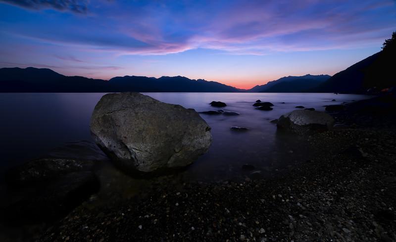 Night Rocks
