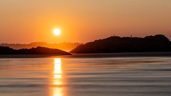Pacific Rim National Park Sunset