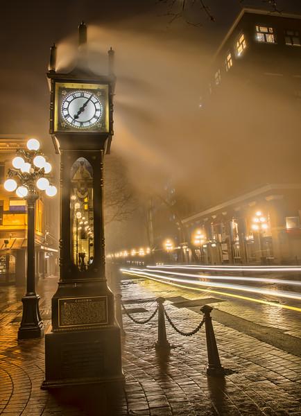 Steam Clock Streaks