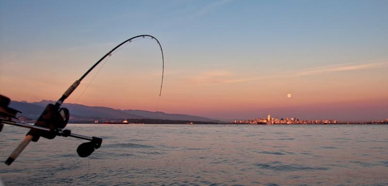 Canadian West Coast Fishing