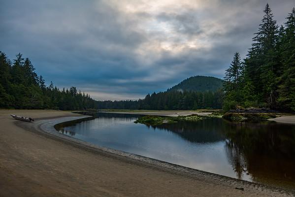 San Josef River Morning