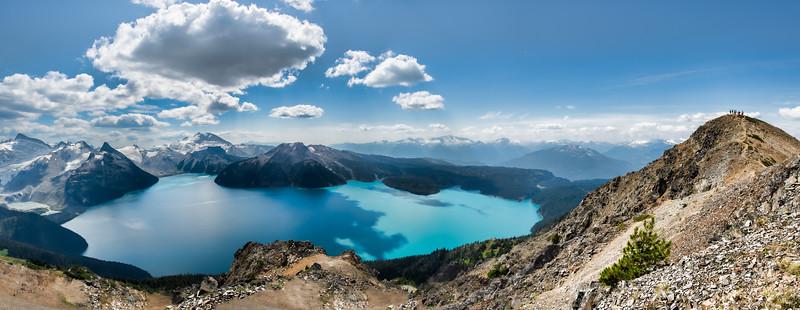 Panorama from Panorama Ridge