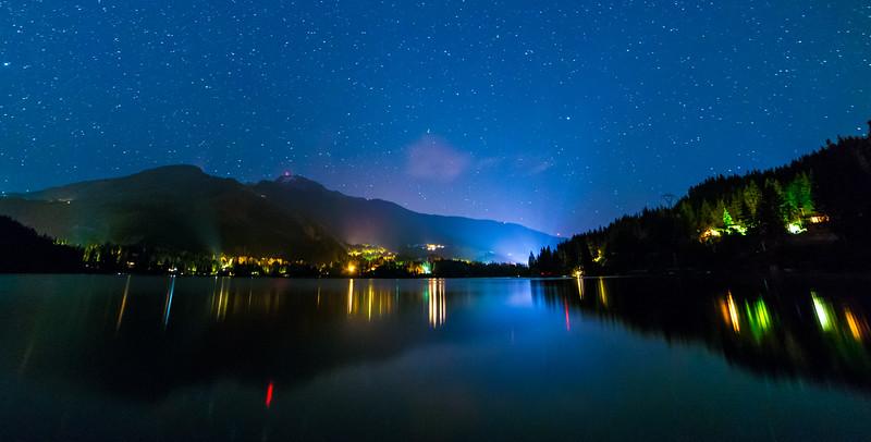 Alta Lake Lights