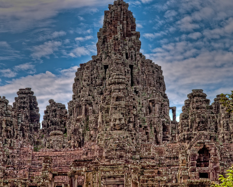 Face Temple