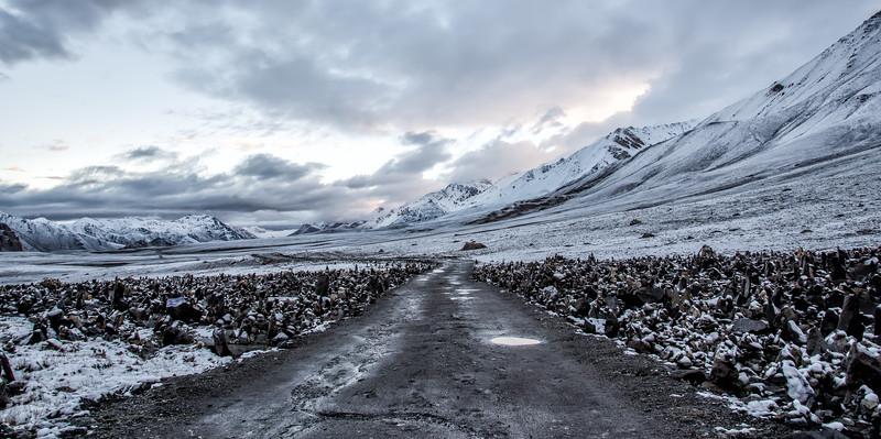 Snow Rocks