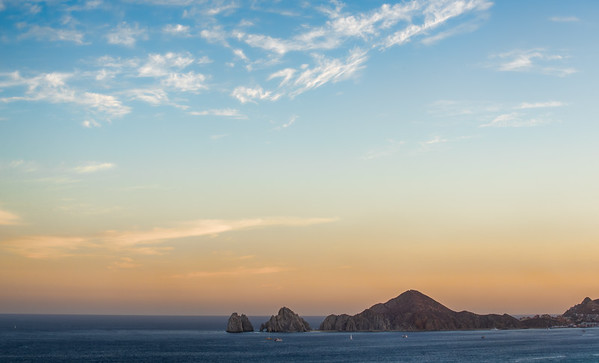 El Arco de Cabo Sunset