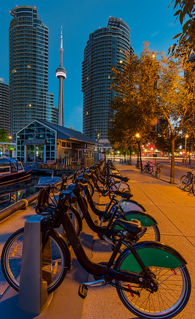Toronto Bike Sharing