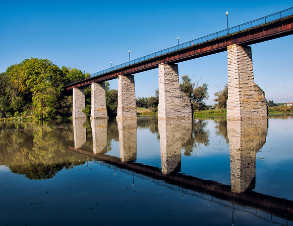 Trestle Reflection