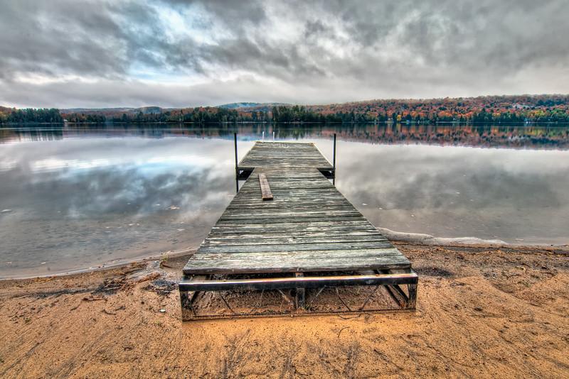 Fall Dock