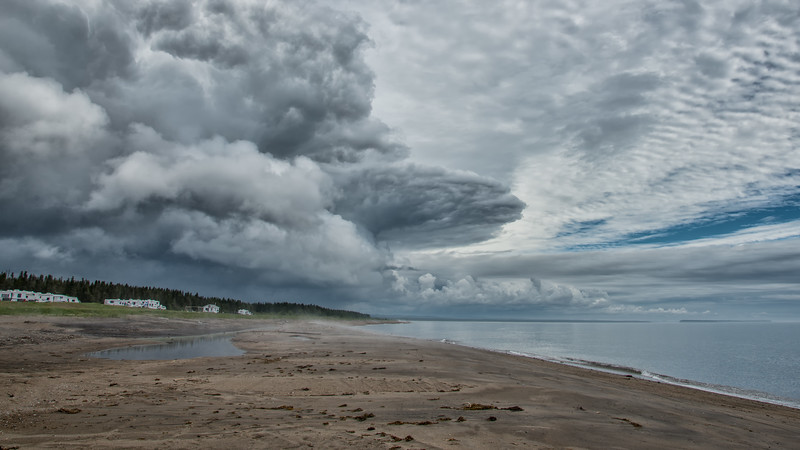 Mingan Archipelago National Park Beach