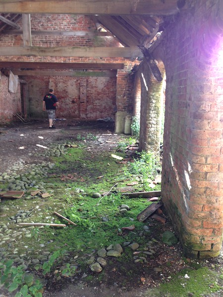 Disused Barn