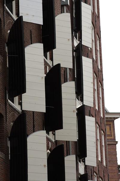Amsterdam window shutters