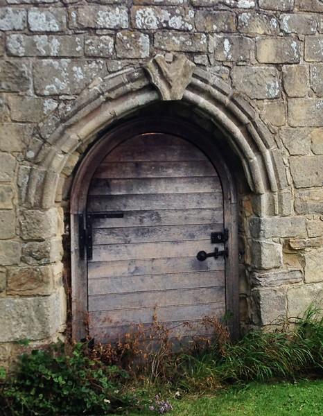 Cistercian Monastery Doorway
