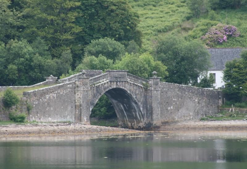 Scottish Humpback bridge