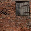 Dove holes and door