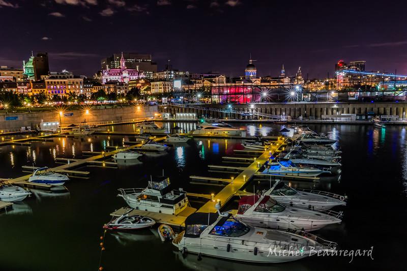 Marina du Vieux Port de Montréal