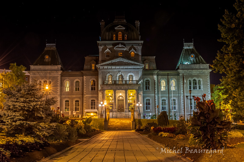 City Hall Sherbrooke
