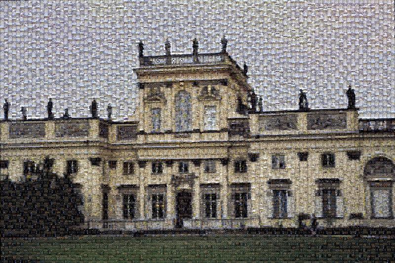 Wilanov Palace, Warsaw, Poland