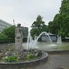 Fountain in Malmo, Sweden