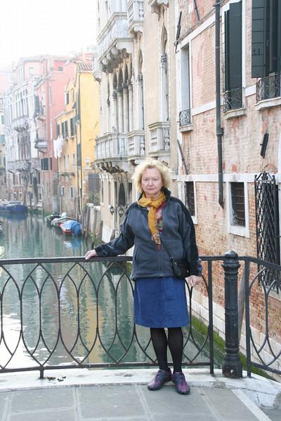 Barbara in Venice