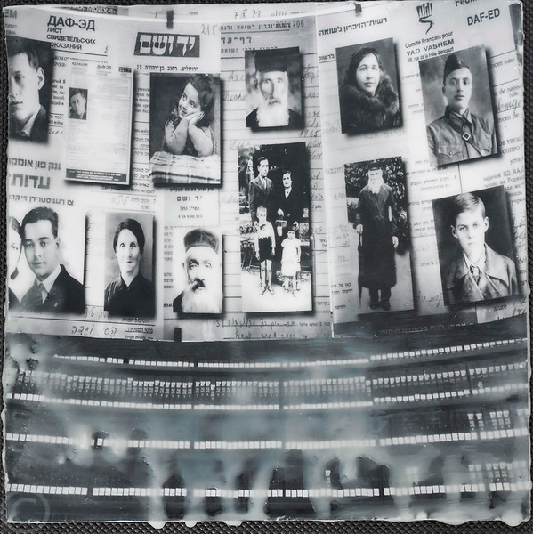The Hall of Names is the memorial to every Jewish Holocaust victim. Below the pictures are records, brief biographies of victims-Pages of Testimony-submitted by relatives, friends and others to ensure that each victim's life will not be forgotten. Additional photos are included in the Jerusalem and the US Memorial Holocaust Museum gallery on this site.