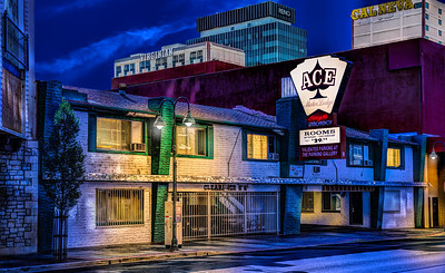 The Ace Motel in Reno Nevada