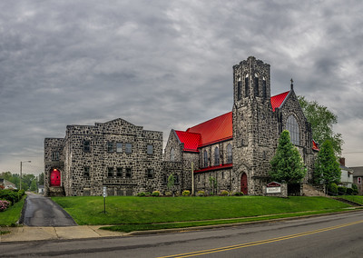 First Presbyterian Church, Sharpsville, Pennsylivania